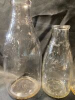 PEVELY DAIRY BOTTLES - 5 - 2