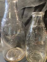 PEVELY DAIRY BOTTLES - 5 - 6