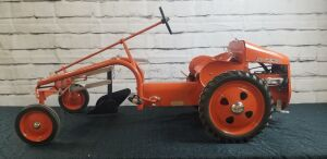 Turner Welding Custom Allis-Chalmers Model G pedal tractor