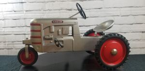Gene Gregory Custom Silver King pedal tractor