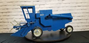 Custom Ford 642 pedal combine