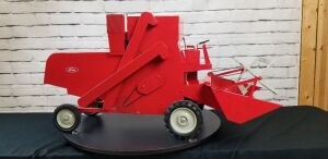 Custom Ford pedal combine