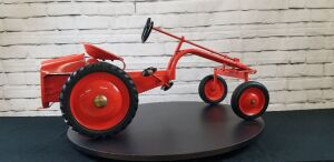 Brass Tag Toys Custom Allis-Chalmers Model G pedal tractor