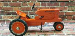 Gene Gregory (?) Custom Allis-Chalmers WD-45 pedal tractor