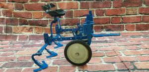 Custom Ford pedal ride-on field cultivator