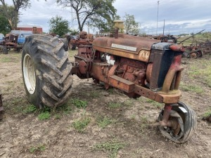 Farmall M w/ M&W Clutch