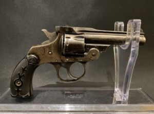 FOREHAND ARMS CO DOUBLE-ACTION REVOLVER