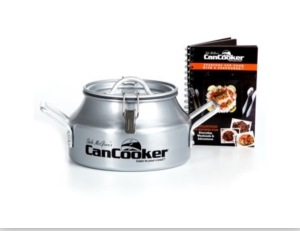 CanCooker Companion and Cookbook Package