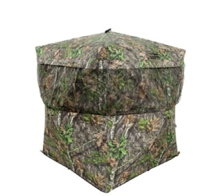 NWTF Thicket Blind MO Obsession NWTF Camo