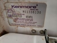 KenmooreWasher And Dryer Lot - 7