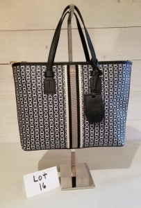 Gemini link tote by Tory Burch