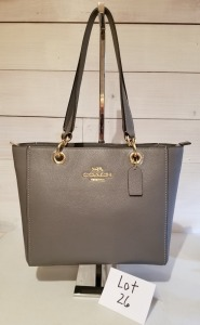 Jes tote by Coach (Heather Gray)