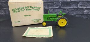 1/16 Scale NB&K Custom John Deere Model H
