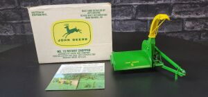 1/16 Scale Glass Shot Restoration Custom John Deere No. 15 Rotary Chopper