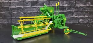 1/16 Scale Don Campbell Custom John Deere combine