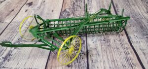 1/16 Scale Custom John Deere side-delivery rake