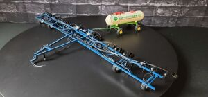1/16 Scale Custom Other anhydrous applicator w/tank set