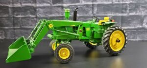 1/16 Scale Customized Ertl John Deere 4020 Diesel