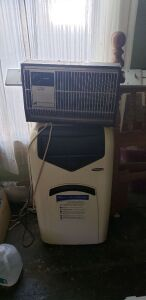 SoleusAir Portable A/C and space heater