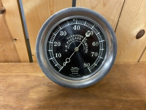 L. E. Pollard Co. 80 Psi Gauge