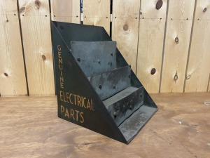 Genuine Electrical Parts Display rack