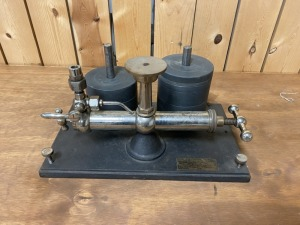 Ashcroft Steam Gauge Tester