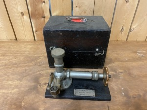 The Ashton Valve Co, Gauge Tester