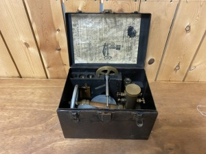 Ashton Valve Co. Gauge Tester