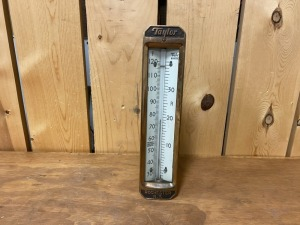 Taylor Brass Thermometer