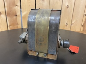 Early REMY Single Cylinder Magneto