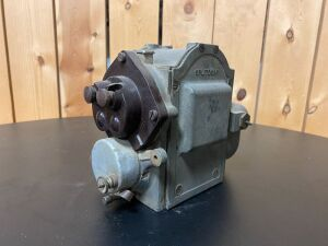 Splitdorf 2 Cylinder Magneto with built in Impulse