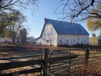 Tract 1 - 34.5 Acres +/- with Farm house - 2