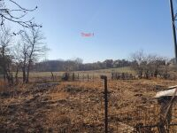 Tract 1 - 34.5 Acres +/- with Farm house - 9