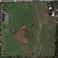 Tract 1 - 34.5 Acres +/- with Farm house - 16