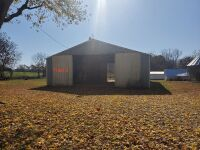 Tract 2 - 8 Acres +/- and Ranch style home with outbuildings - 3