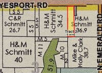 Tract 2 - 8 Acres +/- and Ranch style home with outbuildings - 8