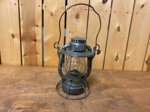 NYC Line Railroad Lantern