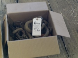 Box of Hitch Pins & Clevis