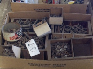 Box of Bolts and Nuts