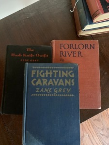 (3) First Edition Books