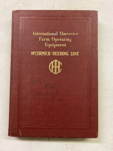 International Farm Operating Equipment Catalog No. 27