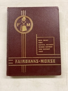 Fairbanks-Morse General Catalog
