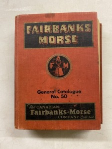 Fairbanks-Morse General Catalog No. 50