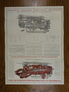 The Harrison Machine Works Foldout Mailer