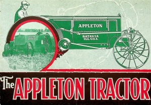 The Appleton Tractor Catalog