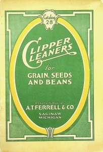 Clipper Cleaners No. 28 Catalog