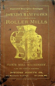 Downton Mfg. Co. Roller Mills