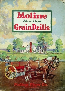 Moline Monitor Grain Drills Catalog
