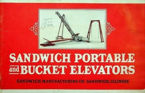 Sandwich Portable and Bucket Elevators Catalog