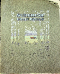 Superior Grain Drills. Catalog